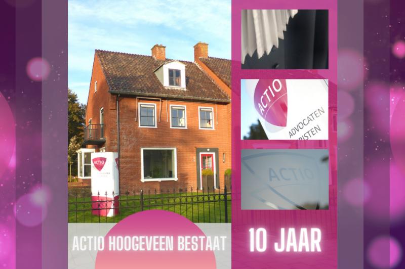 Hoera! Actio Hoogeveen bestaat 10 jaar